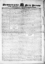 The first front page