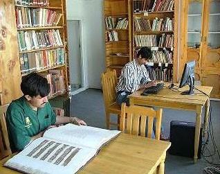 DAFA Library (courtesy DAFA)